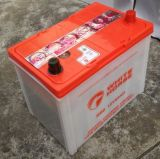 표준 일본은 비용이 부과된 재충전용 자동차 배터리 12V 60ah를 말린다