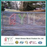 Стробы и загородки поставкы /Factory гальванизированной звена цепи загородки и стробов