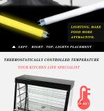 De elektrische Warmere Showcase van de Vertoning van het Voedsel voor Winkel (hw-900)