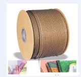 Doble cable de lazo Anillo de Documento de Encuadernación