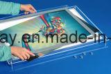 LEDの水晶アクリルの写真フレーム