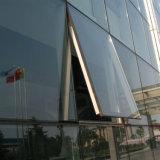10-15mm super starkes Niedriges-e abgehärtetes Isolierglas für Wolkenkratzer