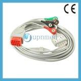 Bionet Bm5 ECG Kabel mit Leitungsdrähten
