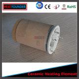 3X400V 3X2700W calentador de cerámica Core resistencia calentadora