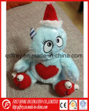 Don de la felpa Microwaveable invierno juguete Jirafa cuello Warmer