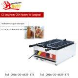 Machine de nourriture de gaufre/matériel populaires de générateur de gaufre pénis de restauration avec Digitals