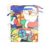 Regalo de Navidad de nuevo estilo Premium artesanal de papel de la bolsa de compras