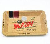 bandejas sin procesar del balanceo del metal del 18*12.5cm para el consumo de tabaco Weed