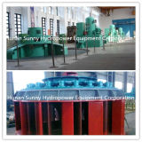 Выход 1000~6300kw/Hydropower/Hydroturbine вертикального Turbine-Generator пропеллера гидро (вода) средств