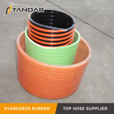 High Pressure Helix Suction and Delivery PVC Hose for Agriculture