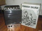 Strumentazione della stanza di sauna/riscaldatore asciutto 4.5kw di sauna del vapore