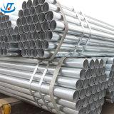 Quadrat/rechteckige/runde Form-galvanisierter Stahlrohr-und Gefäß-vollständiger Preis