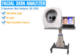 Equipo facial del salón de belleza del explorador y del analizador de la piel