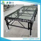4X4FT, платформа этапа этапа венчания алюминия 4X8FT акриловая складывая