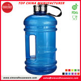 1L BPAは側面のハンドルが付いているプラスチック水差しを放す