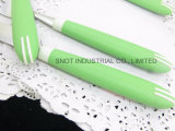 Het kleurrijke Plastic Bestek van het Handvat dat voor Gift wordt geplaatst/geeft uiting