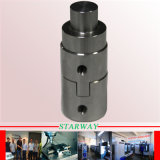 Kundenspezifische CNC-Teile mit Präzision CNC-maschinell bearbeitenteilen