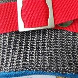 De veiligheid sneed Handschoenen van de Handschoen/van de Oester van de Slager van de Draad van het Roestvrij staal van de Steek van het Bewijs de Bestand