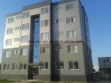 가벼운 강철 구조물 아파트 건물
