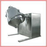Mezclador tridimensional para el polvo de mezcla del alimento