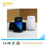 Chargeur sans fil de bride pour l'iPhone d'atterrisseur de Samsung S6 8 smartphones
