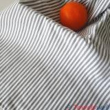 Toalla de té rayada de la cocina de la servilleta del algodón de la tela escocesa