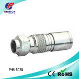 Rg11 compressão RF Connctor para o cabo coaxial (pH6-5038)