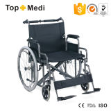 Wider Seat를 가진 Bariatric Disabled Wheelchair