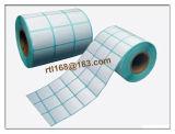 Tamaño personalizado para la Térmica etiqueta de papel blanco