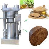 高いオイルの収穫が付いている食用油の処理機械