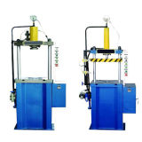 La lumière de précision de la colonne Machine Double presses à huile