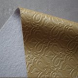 L'annata ha impresso il cuoio del PVC della decorazione interna della casa del coperchio della mobilia