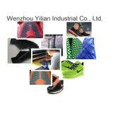 Processo de fabricação superior do calçado Kpu