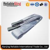 Zoll gedruckter Sicherheits-Polyester-doppeltes Augen-Material-Riemen-Riemen