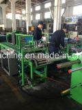 Maquinaria de borracha diagonal horizontal do cortador para a máquina do cabo do pneumático/pneu