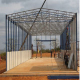 Estrutura de aço de alta qualidade Prefab Workshop da Estrutura