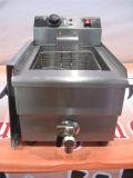 Одиночная электрическая сковорода бака для жарить еду (GRT-E17V)