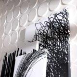 Le tableau de la forme de lune imperméable conçu Light-Weight PVC Mur 3D/Panneaux de plafond