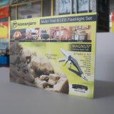 Blanc annonçant le fournisseur auto-adhésif de feuille du panneau de mousse de PVC/PVC