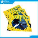 フルカラーのステープルの児童図書プリント