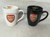12oz Tasse en céramique de promotion, club de football Arsenal tasse tasse en céramique