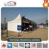 Quadratisches Pagode-Festzelt für das im Freienbekanntmachen (PAG5/250)
