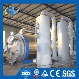 Ue Standards Used Tyre Convert a Oil Pyrolysis Plant