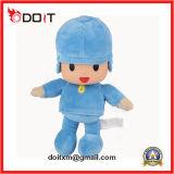 Ce/Cpsia Azul bebê recém-nascido Super Macio recheadas de brinquedos de pelúcia
