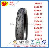 El patrón de Venta caliente neumático de moto y el tubo 70/80-17 80/90-17