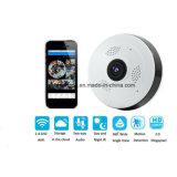 2MP 1080P volles HD Fisheye 360 Gradkamera-Unterstützungs-TF-Audiokarte panoramische P2p IP-Kamera-bidirektionale inländisches Wertpapier CCTV-Vr