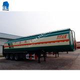 Lega di alluminio 42000 litri del serbatoio quattro dello scompartimento di rimorchio diesel del serbatoio
