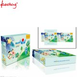 Fábrica Custom Wholesale Caixa de papel ondulada decorativa dobrável para o brinquedo do bebê