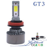 Indicatore luminoso di marchio caldo dell'automobile di vendita LED 2D 3D 4D 5D con l'indicatore luminoso del faro dell'automobile di 36W 3800lm H4 LED e di striscia del LED