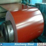 PPGI principale, bobina d'acciaio galvanizzata preverniciata con colore di Ral